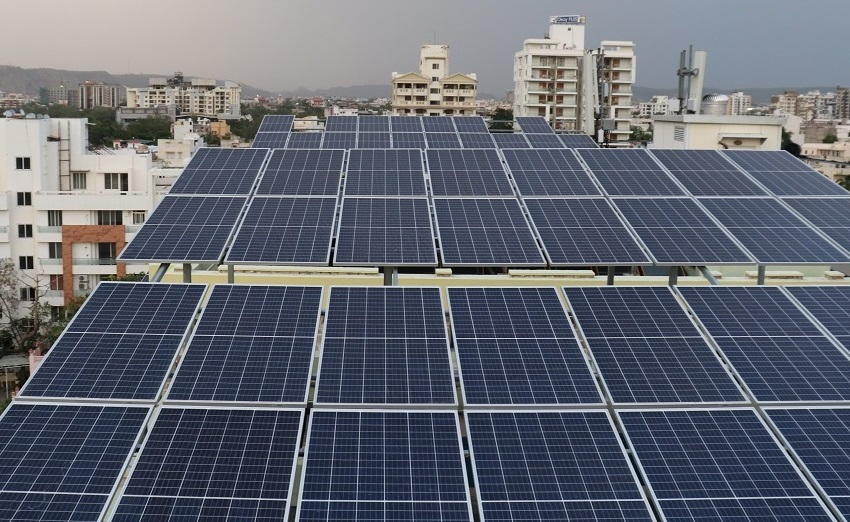 Solar Power Plant In Jaipur